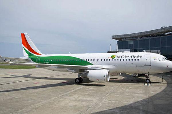 Air Côte d'Ivoire a annoncé un soutien de 24 millions de dollars du gouvernement
