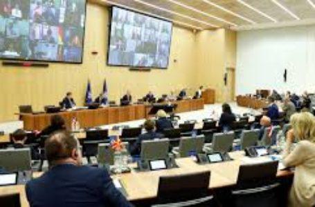 L'OTAN en videoconference