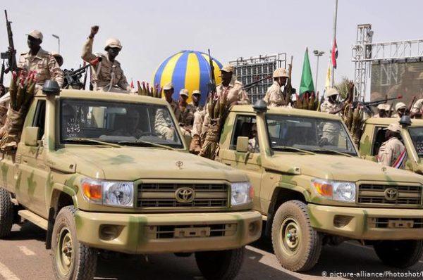 L'armée soudanaise appelée en renfort au Darfour