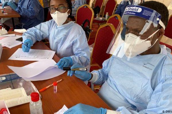 Le Burundi lance une campagne de dépistage de la Covid-19