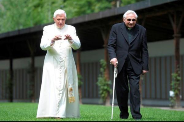 ALLEMAGNE : Après la visite du Pape, Georg, le « frère jumeau » de Benoit XVI est mort