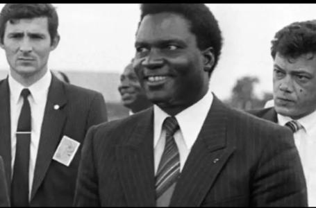 Le 6 avril 1994, l'avion transportant le président rwandais Juvénal Habyarimana a été abattu, déclenchant un génocide dans ce pays d'Afrique de l'Est. © AFP (Archive)