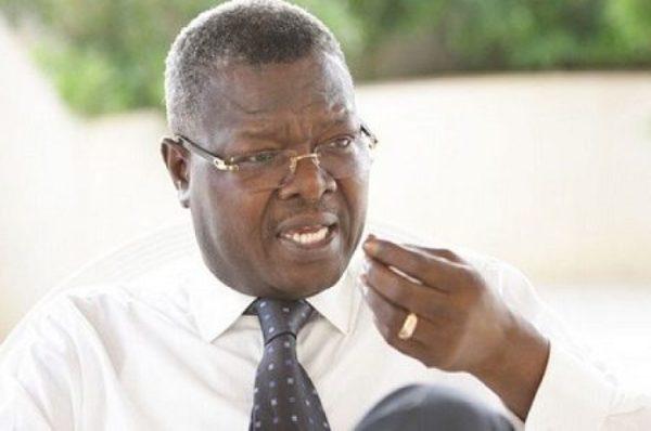 Agbéyomé Kodjo : «  L'opposition, Fabre, ma détention, la diaspora, DMK, la suite du combat et moi »