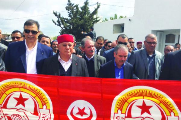 Tunisie : L'UGTT propose des législatives anticipées