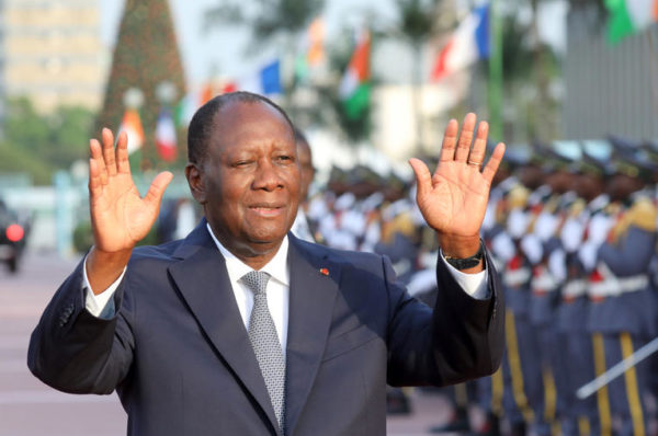 Présidentielle en Côte d'Ivoire : la candidature du président Ouattara acceptée, celles de Soro et Gbagbo rejetées