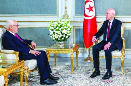 Rached Ghannouchi, leader du mouvement Ennahdha, donne du fil à retordre au président Kaïs Saïed