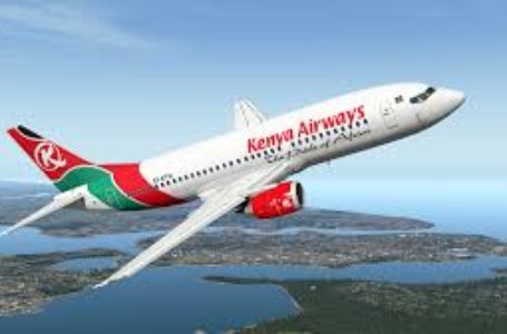 Les avions de Kenyan Airways