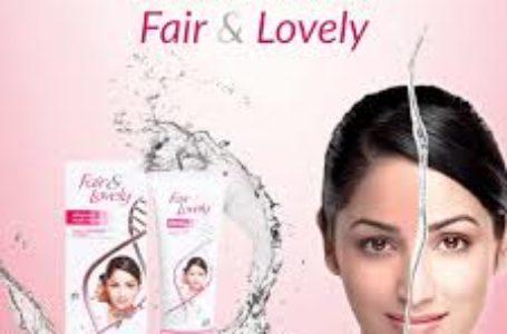 La marque «Fair & Lovely» de produits éclaircissants