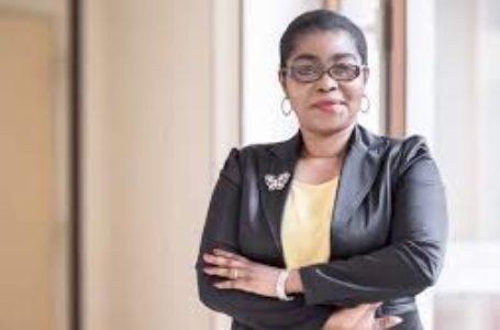 Rose Christiane Ossouka Raponda. © Présidence