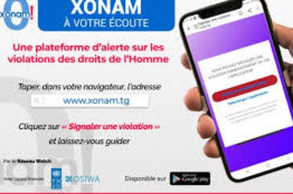 Xonam, une application pour appeler à l'aide