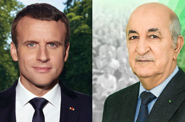 Nouvel échange entre Macron et le président algérien, sur fond de rapprochement