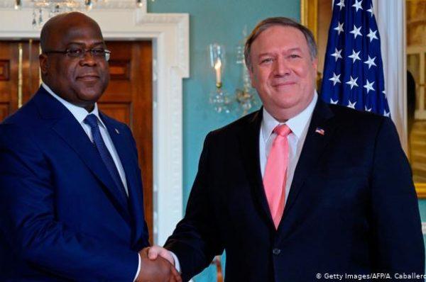 Les USA reprennent la coopération militaire avec la RDC