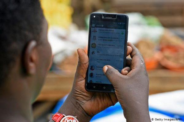 Le Tchad censure internet