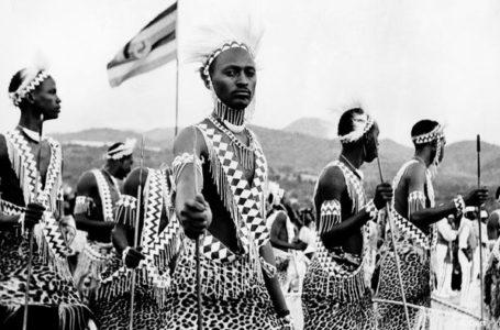 Le Burundi célèbre son indépendance de la Belgique, en 1971