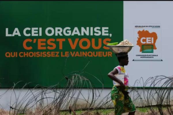 Côte d'Ivoire: la période du contentieux des listes électorales prolongée et mouvementée