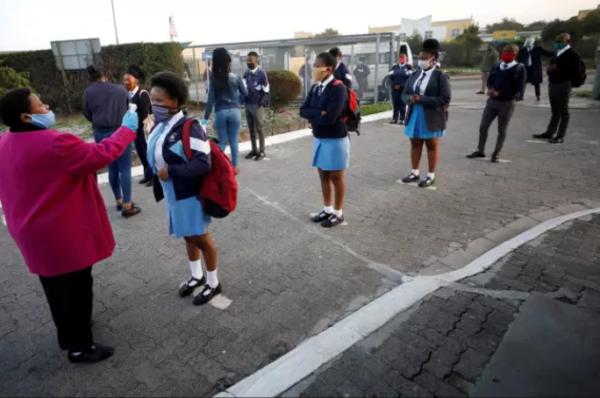 Coronavirus : l'OMS et l'Unicef plaident pour la réouverture des écoles en Afrique