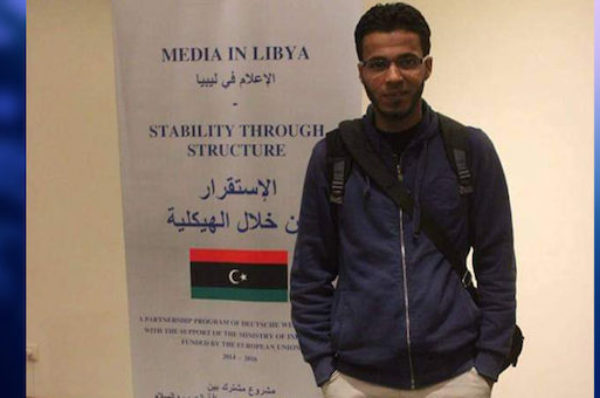 Libye: les appels se multiplient pour libérer le journaliste Ismaïl Abuzreiba