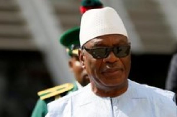 Coup d'Etat au Mali : Ibrahim Boubacar Kéïta « quitte ses fonctions » de président