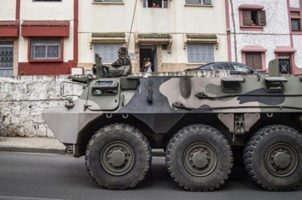 Le Maroc pose les jalons d'une future industrie d'armement