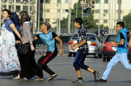 plus en plus de voix s'élèvent contre les violences faites aux femmes en Égypte. © AP SIPA/Ahmed Abd El Latif