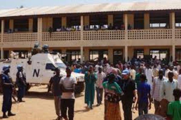 Le G5 soutient le processus électoral en cours en Centrafrique