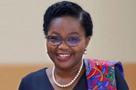 Victoire Dogbe, Premier ministre du Togo. (Crédits : DR)