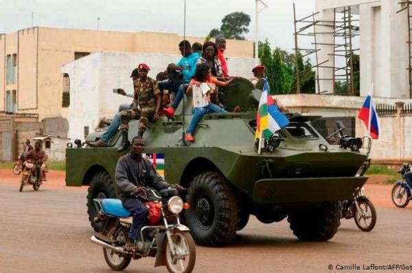 La Russie renforce sa présence militaire en Centrafrique
