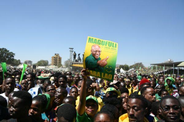 Les Tanzaniens aux urnes sur fond de privation de liberté