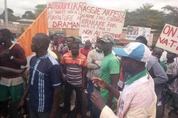 COTE D'IVOIRE : La présidentielle, l'indifférence et la peur des vieux démons