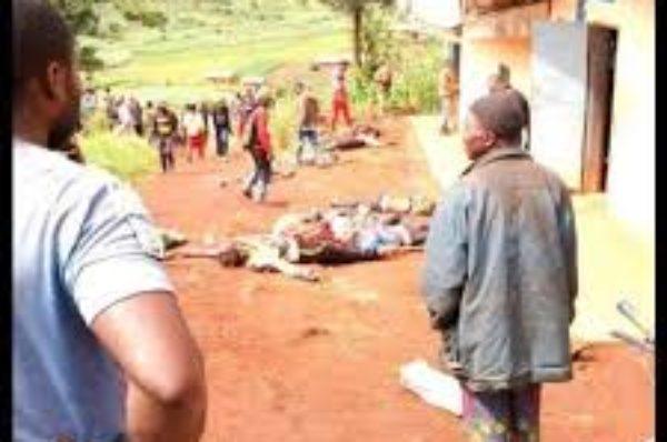 Au Cameroun, effroi et colère après le massacre de huit élèves dans le Sud-Ouest anglophone