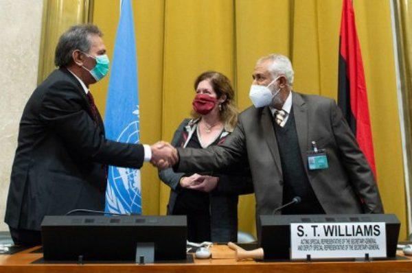En Libye, « des progrès » au début des pourparlers entre délégations militaires