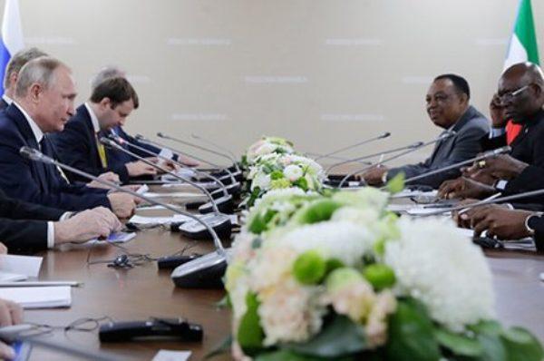 Mines – Hydrocarbures : Les Russes en force en Guinée équatoriale