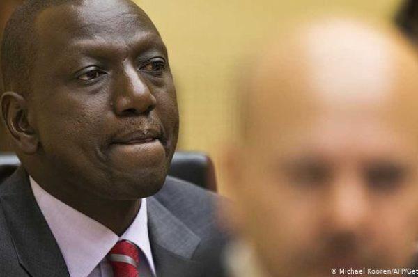 Un avocat se rend, accusé d'avoir corrompu des témoins dans une affaire de la CPI contre le vice-président du Kenya