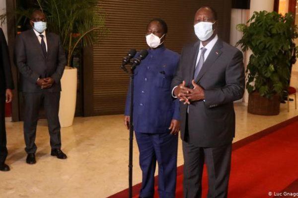 Côte d'Ivoire: le dialogue reste suspendu à la libération des opposants