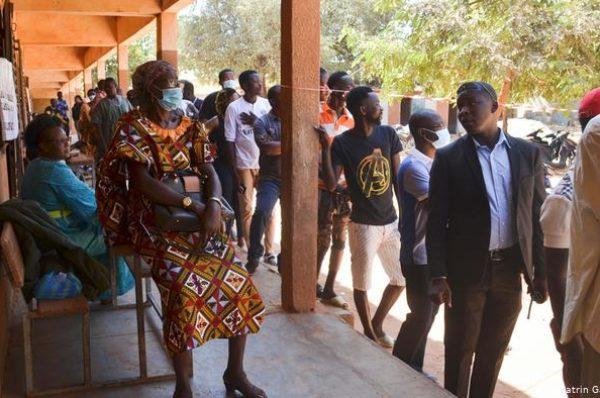 Burkina Faso : vers une crise postélectorale