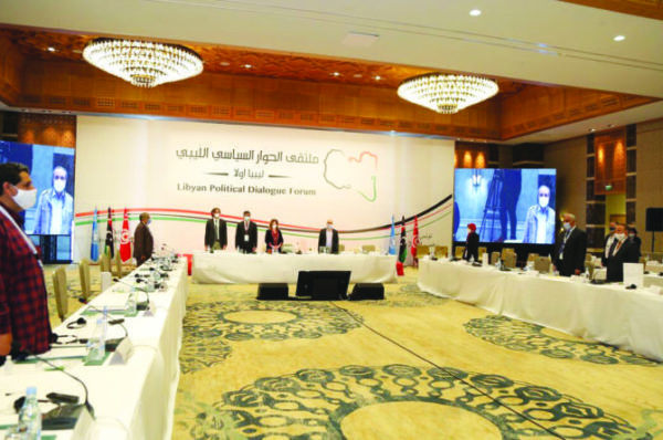 Pourparlers interlibyens en Tunisie : Les Européens menacent de sanctions les opposants au processus politique