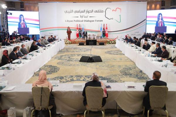 Règlement de la crise libyenne : La liste des candidats à la présidence de transition dévoilée