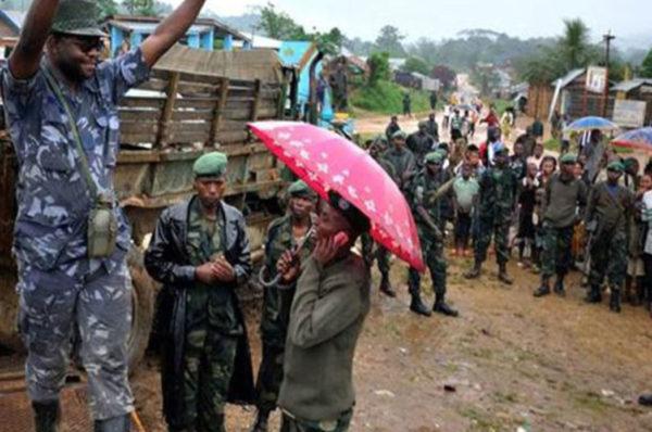 L'ancien chef de la milice Sheka condamné à perpétuité en RDC