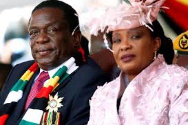 Trafic d'or au Zimbabwe : l'épouse d'Emmerson Mnangagwa dément toute implication