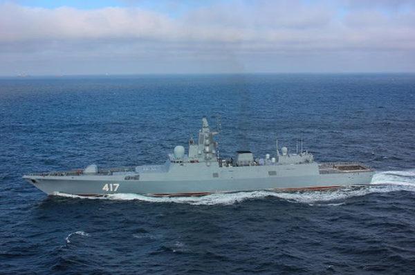 La Russie confirme la construction d'une base navale au Soudan