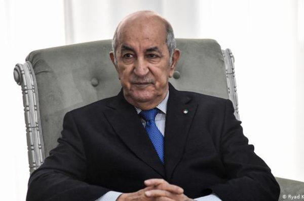 Algérie : Tebboune dissout l'Assemblée et promet de libérer des détenus d'opinion
