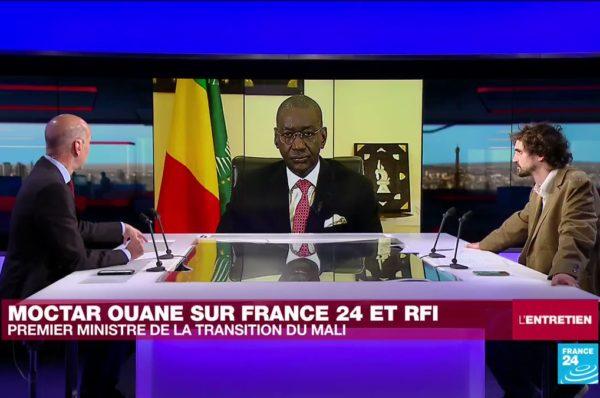 «Le dialogue avec les terroristes est une volonté des Maliens», assure le Premier ministre du Mali