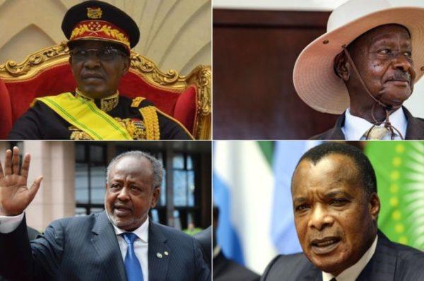 Elections 2021 en Afrique : qui sont ces vieux présidents éternels candidats