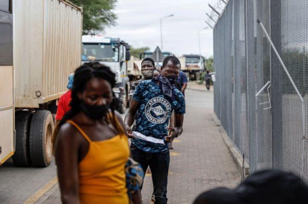 Covid-19 : l'Afrique du Sud ferme ses frontières terrestres