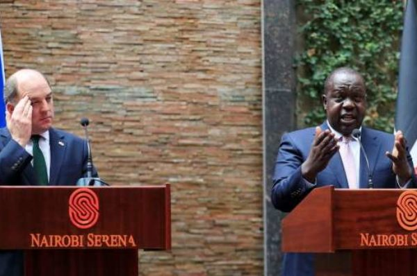 Royaume-Uni et Kenya signent un accord de coopération de défense