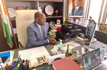 Ministre du tourisme ivoirien