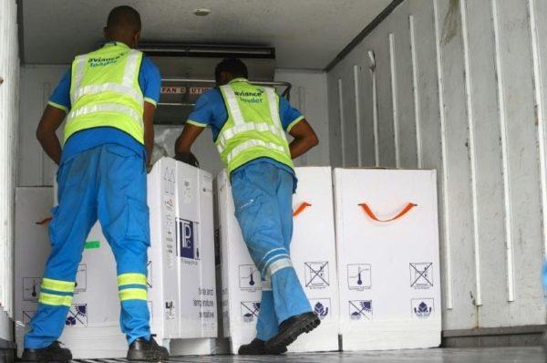 Les premiers vaccins du dispositif Covax ont été livrés au Ghana