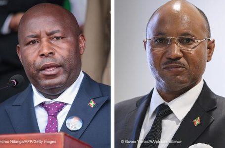 Burundi : rivalité au sommet de l'Etat