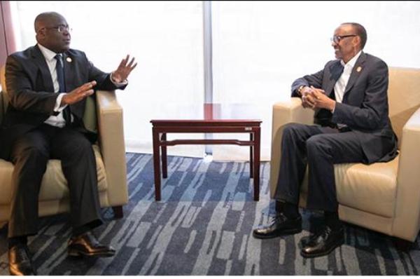 Le Rwanda et la RDC discutent de sécurité d'accords bilatéraux