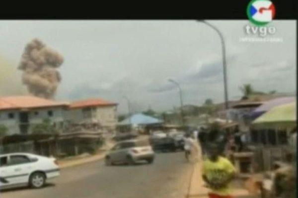 Explosions à Bata en Guinée équatoriale : Obiang lance un appel à la communauté internationale